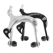 Dia-Compe BRS202 Road Rear - Wide Clearance Dual Pivot, Cold forged, Index QR, Recess Bolt 57-75mm