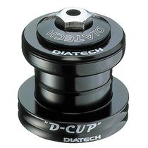 Dia-Compe D-Cup Freestyle Black 11/8""