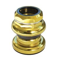 Dia-Compe Classic Threaded Headset Gold