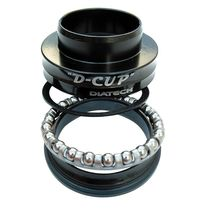Dia-Compe D-Cup,Bearing & Cone CNC Machined Cr-Mo H/Duty Cup