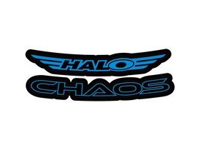 Halo Chaos Decal Kit