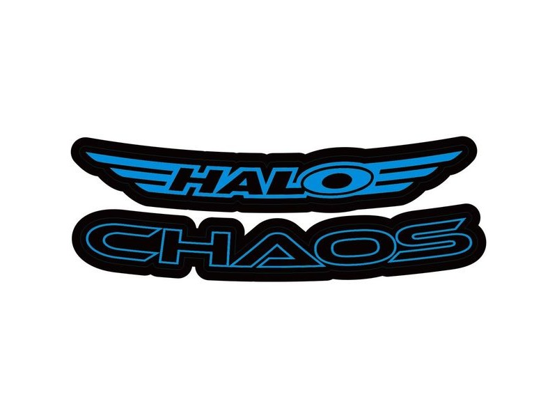 Halo Chaos Decal Kit click to zoom image