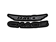 Halo Chaos Decal Kit  Grey  click to zoom image