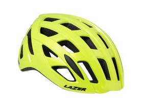 Lazer Tonic Flash Yellow Helmet