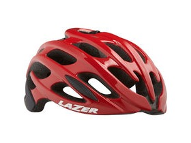 Lazer Blade+ Helmet, Red/Black