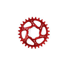 Hope Spiderless Retainer Ring Red