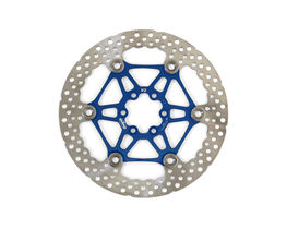 Hope MV2 Floating Disc - 183mm 6 Bolt Blue