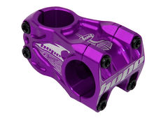 Hope DH Stem 0 deg 50mm 31.8mm O/S Purple  click to zoom image