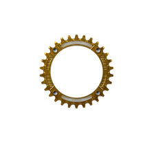 Hope Retainer Ring - Gold