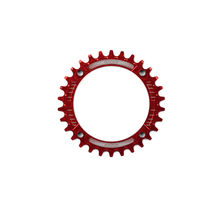 Hope Retainer Ring - Red