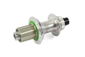 Hope RS4 Centrelock Rear Hub 24H Silver 142/12mm