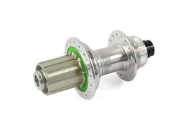 Hope RS4 Centrelock Rear Hub 32H Silver 135/12mm