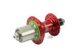 Hope RS4 Rear Hub 24H Red 130mm