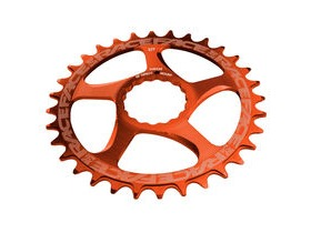 RaceFace Direct Mount Narrow/Wide Single Chainring Orange