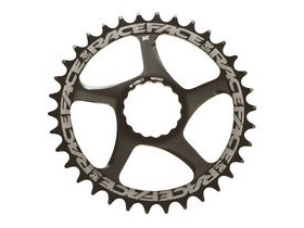 RaceFace Direct Mount Narrow/Wide Single Chainring Black