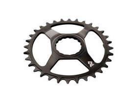 RaceFace Narrow/Wide Single Chainring Black