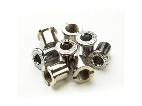 RaceFace Chainring Bolt/Nut Pack Poly Bash Steel 12mm
