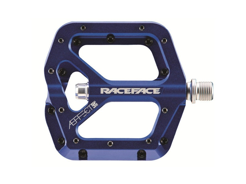 RaceFace Aeffect Pedal Blue click to zoom image