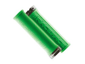 RaceFace Half Nelson Lock On Grips Green