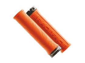 RaceFace Half Nelson Lock On Grips Orange
