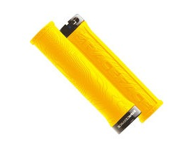 RaceFace Half Nelson Lock On Grips Yellow