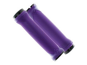RaceFace Love Handle Grips Purple