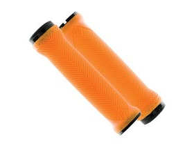 RaceFace Love Handle Grips Neon Orange