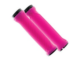 RaceFace Love Handle Grips Neon Pink
