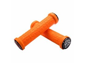 RaceFace Grippler Lock-on Grips Orange