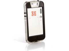 Outdoor Tech Safe 5 iPhone 5 IPX-7 Waterproof Case  click to zoom image