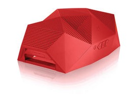 Outdoor Tech Big Turtle Shell Red