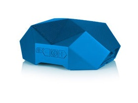 Outdoor Tech Turtle Shell 3.0 Rugged Wireless Boombox Electric Blue