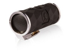 Outdoor Tech Buckshot 2.0 Mini Wireless Speaker Black Chrome