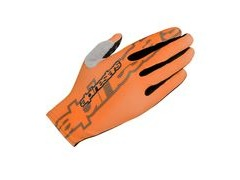 Alpinestars F-Lite Glove 3X-Large Bright Orange/Black  click to zoom image