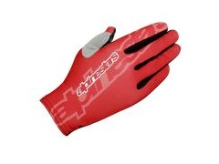 Alpinestars F-Lite Glove 3X-Large Red/White  click to zoom image