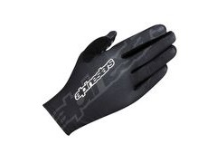 Alpinestars F-Lite Glove 3X-Large Black/Steel Grey  click to zoom image