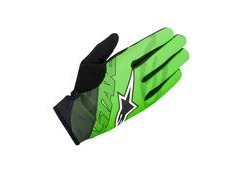 Alpinestars Stratus Glove Large Bright Green/Black  click to zoom image