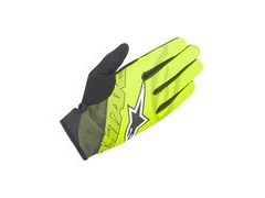 Alpinestars Stratus Glove Large Acid Yellow/Black  click to zoom image