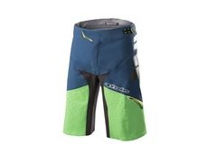 Alpinestars Drop Pro Shorts 28 Poseidon Blue/Summer  click to zoom image