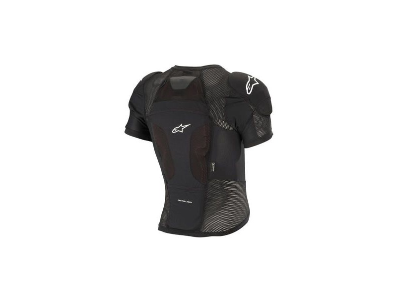 Alpinestars Vector Tech Protection Jacket Short Sleeve 2019 click to zoom image