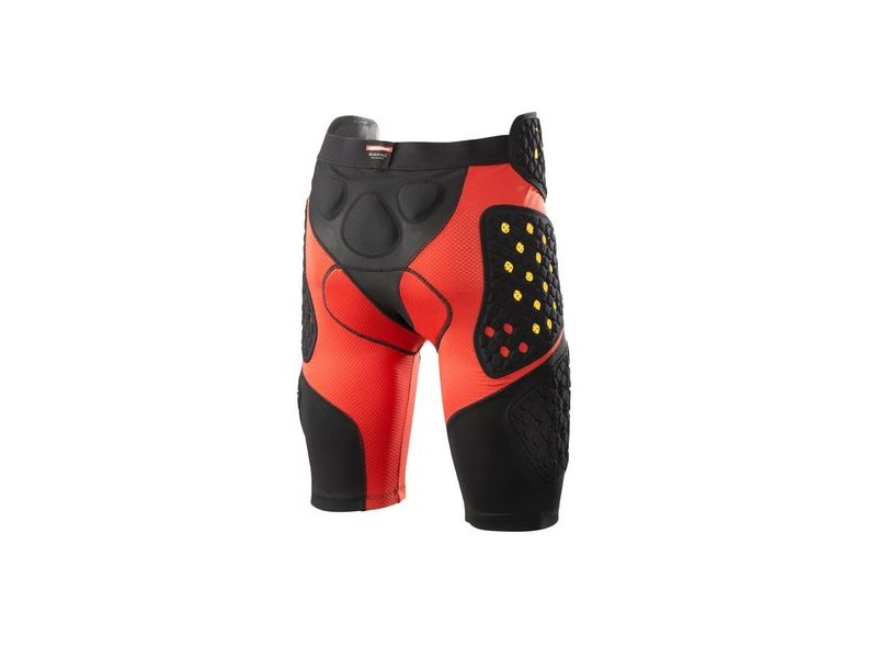 Alpinestars Bionic Pro Shorts 2019 Black Red click to zoom image