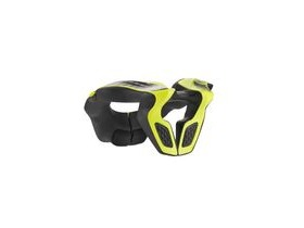 Alpinestars Youth Neck Support 2019 Black Yellow Fluo One Size