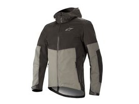Alpinestars Tahoe Wp Jacket 2018: Black Dark Shadow