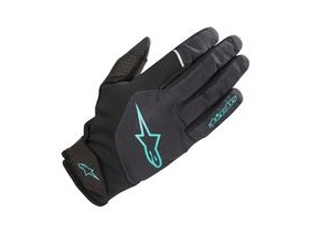 Alpinestars Cascade Wp Tech Glove 2018: Black Dark Shadow Ceramic