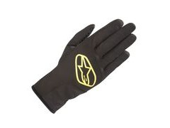 Alpinestars Cirrus Glove 2018: Black Acid Yellow