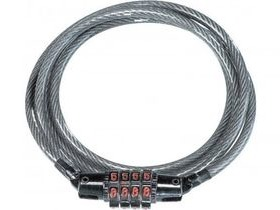 Kryptonite Combination cable bike lock (5 mm x 120 cm)