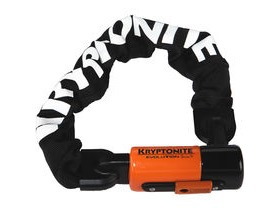 Kryptonite Evolution Series 4 1055 Integrated Chain 10 Mm X 55 Cm