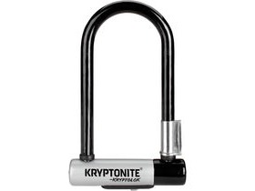 Kryptonite KryptoLok Mini U-lock with FlexFrame bracket
