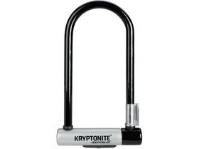 Kryptonite KryptoLok Standard U-lock with with FlexFrame bracket