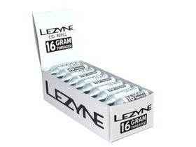 Lezyne 16G Threaded CO2 Cartridge Box of 30